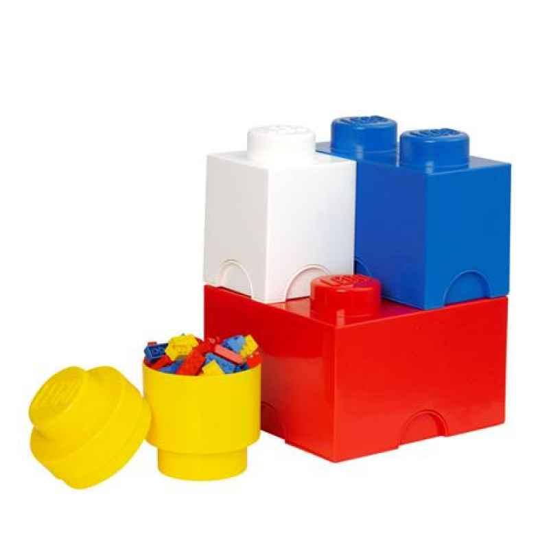 LEGO Aufbewahrungssteine Multi Packs 4er-Set
