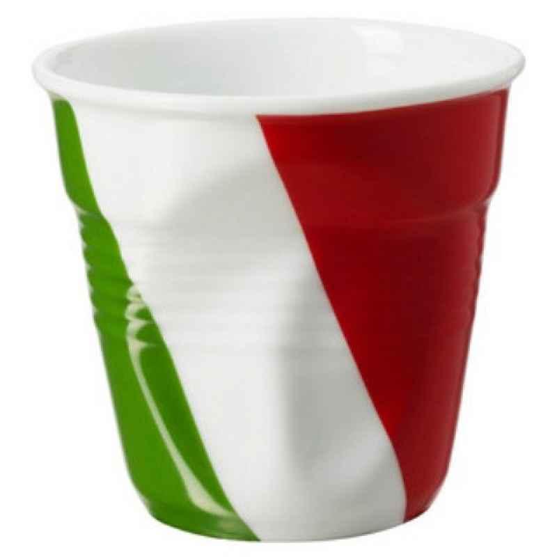Knickbecher Espresso 0,08l Flagge Italien
