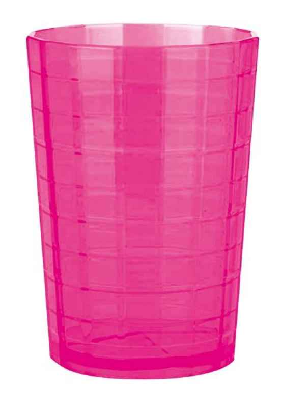 Disco Becher 33 cl fuchsia