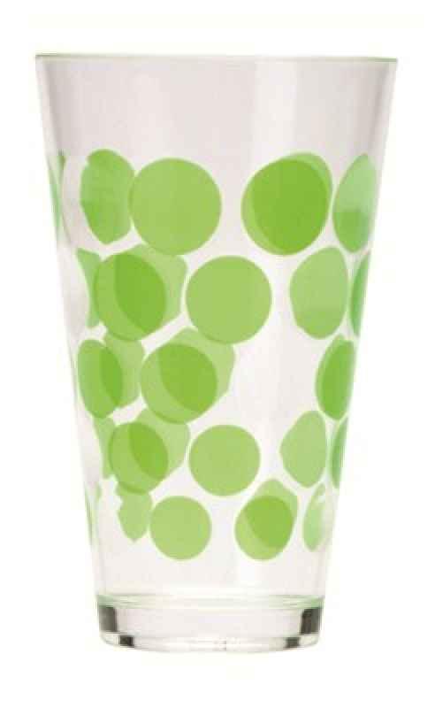 Dot Dot Trinkbecher grün