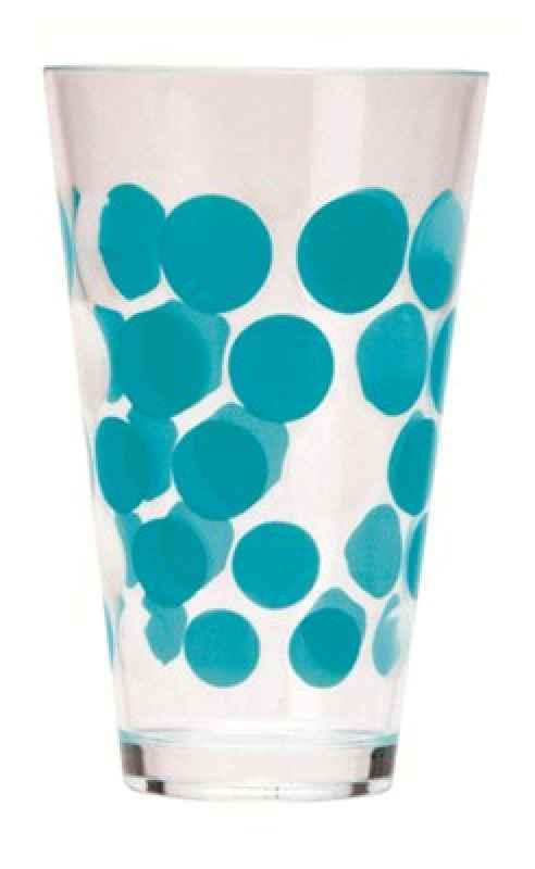 Dot Dot Trinkbecher aqua blau