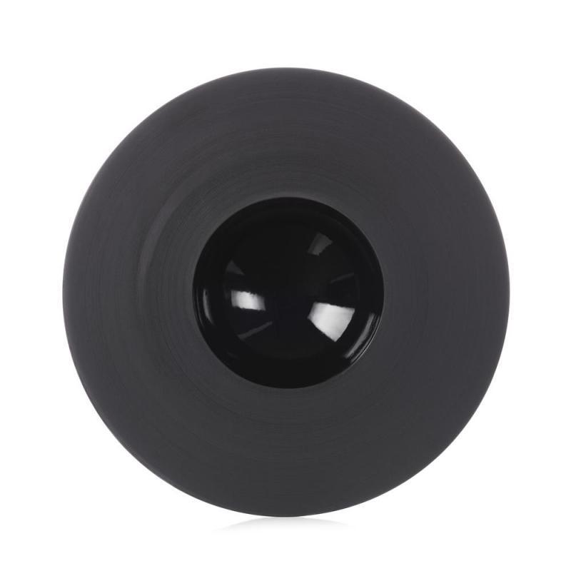 SPHERE KUGEL-TELLER Schwarz Black ink