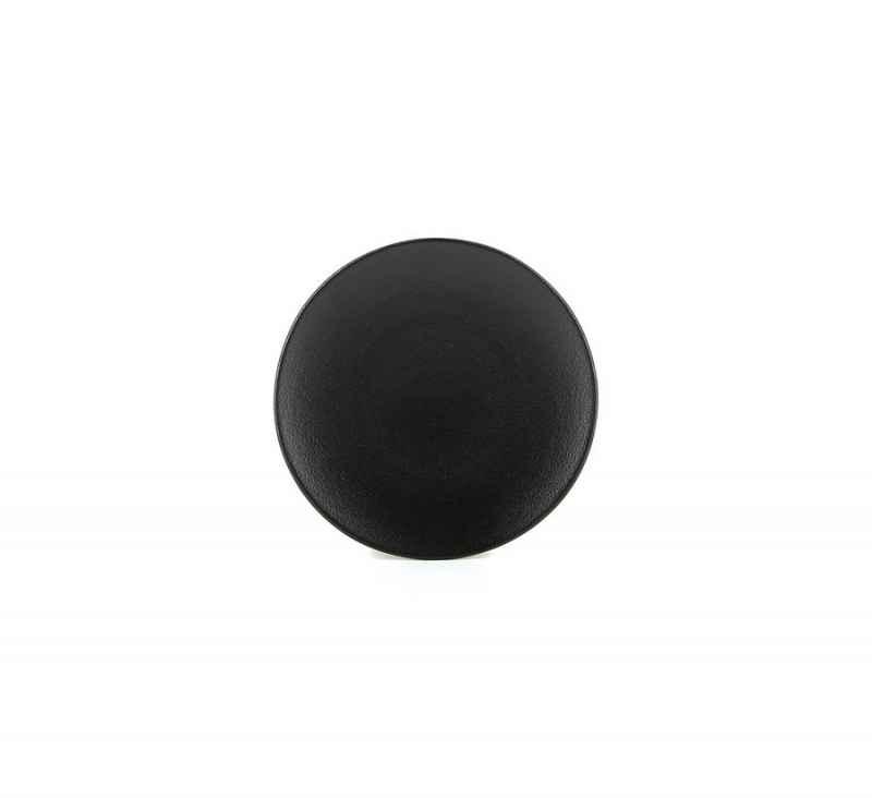 EQUINOXE FLACHER TELLER/BROTTELLER 16 cm Gusseisener optik