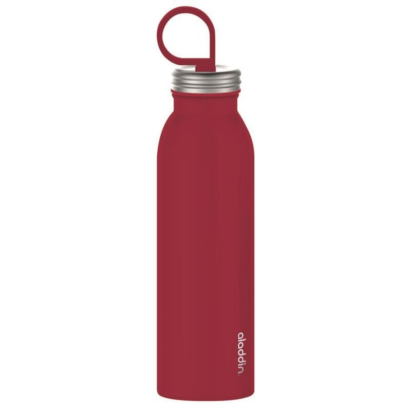 Wasserflasche 0.55L Chilled Thermavac, Kirsch-Rot