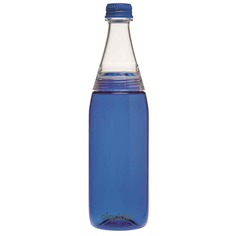 Wasserflasche 0.7L Fresco Twist & Go, Blau