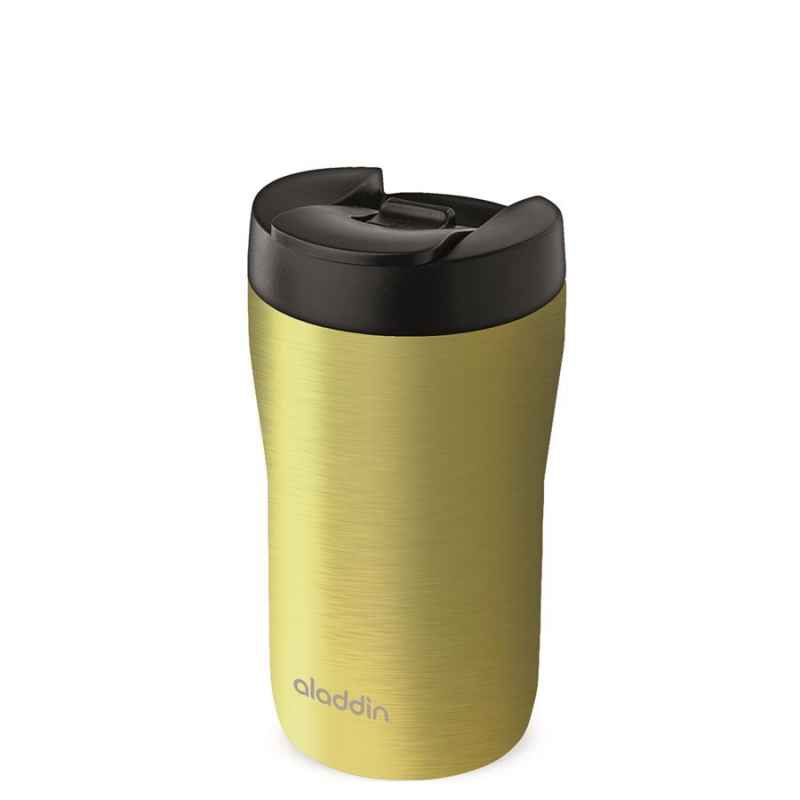 Edelstahl-Becher 0.25L Latte Leak-Lock™, Gold