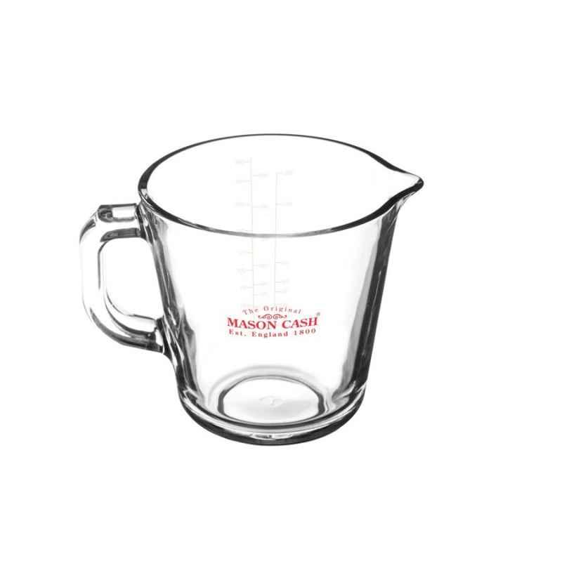 Messbehälter aus Glas, 0,5 Liter