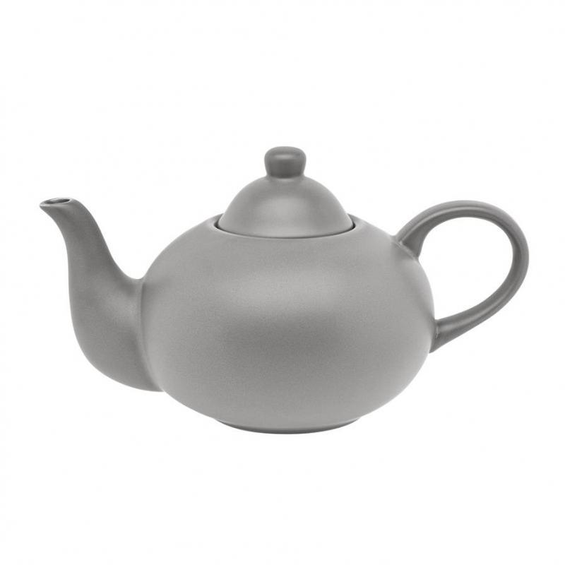 Teekanne 1,2 ltr. CERA-DESIGN Schiefer