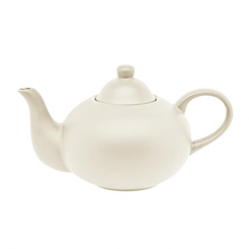 Teekanne 1,2 ltr. CERA-DESIGN Urban-Grey