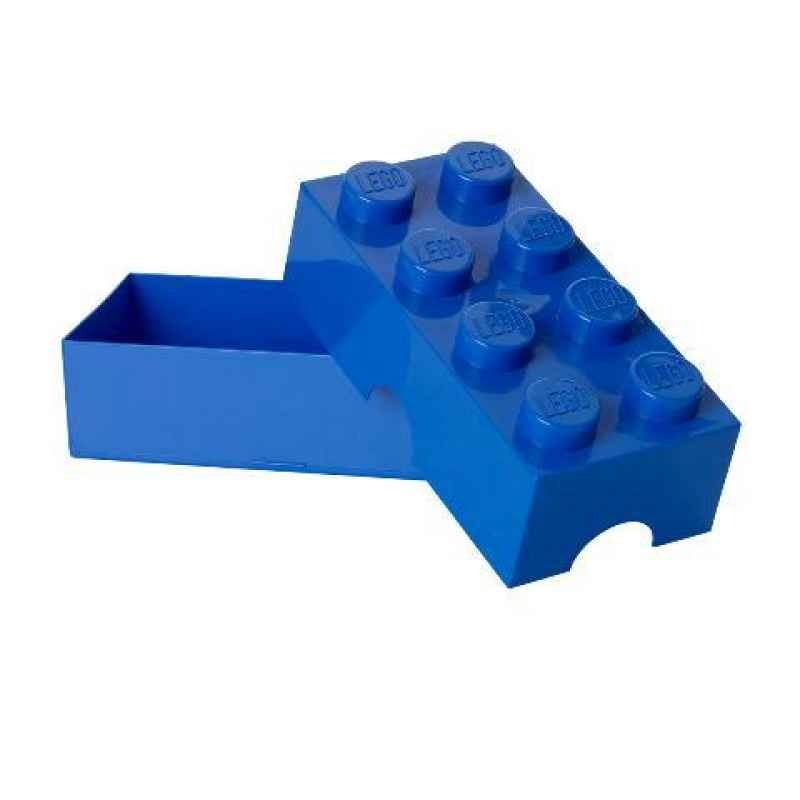 LEGO LUNCH BOX 8 blau