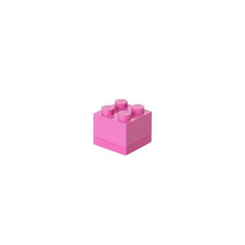 LEGO MINI BOX 4 pink