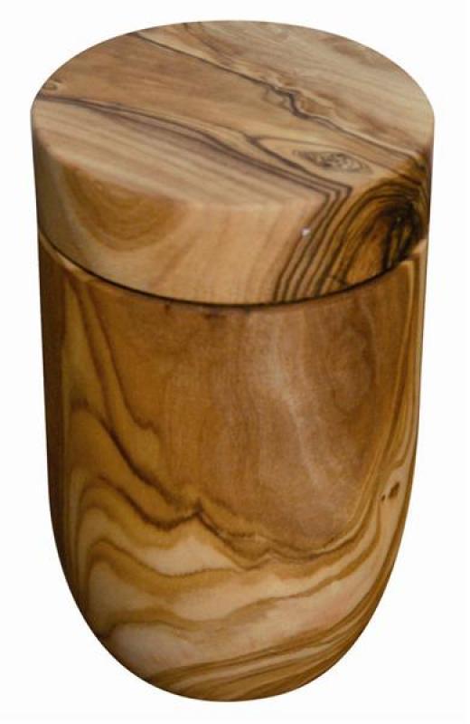 pfeffer und salzm hle 7 durchmesser 12 hoch olivenholz glas und keramik shop. Black Bedroom Furniture Sets. Home Design Ideas