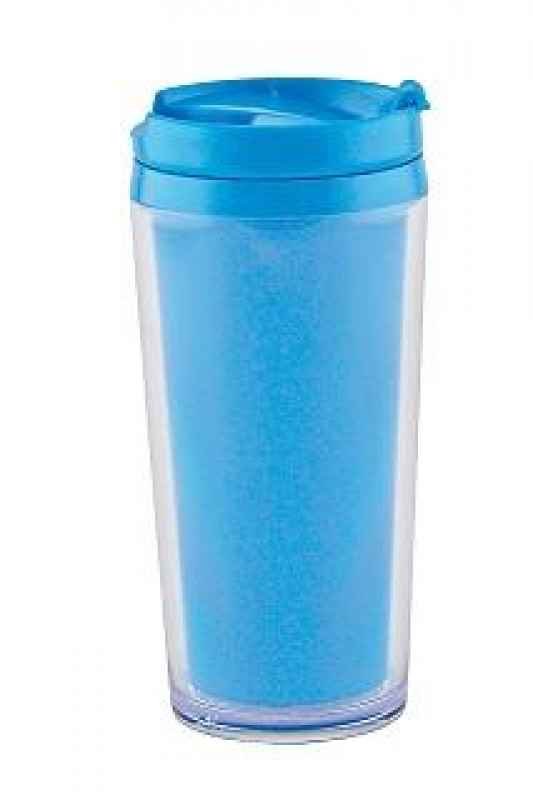 Hot Beverage Thermobecher blau Kaffee to go