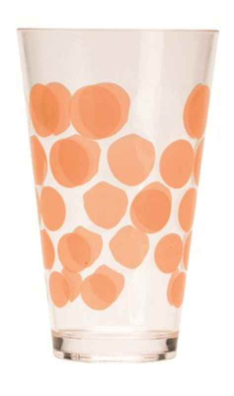 Dot Dot Trinkbecher orange