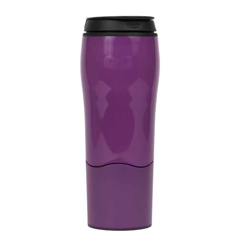 Thermobecher Mighty Mug To Go, lila, 470 ml