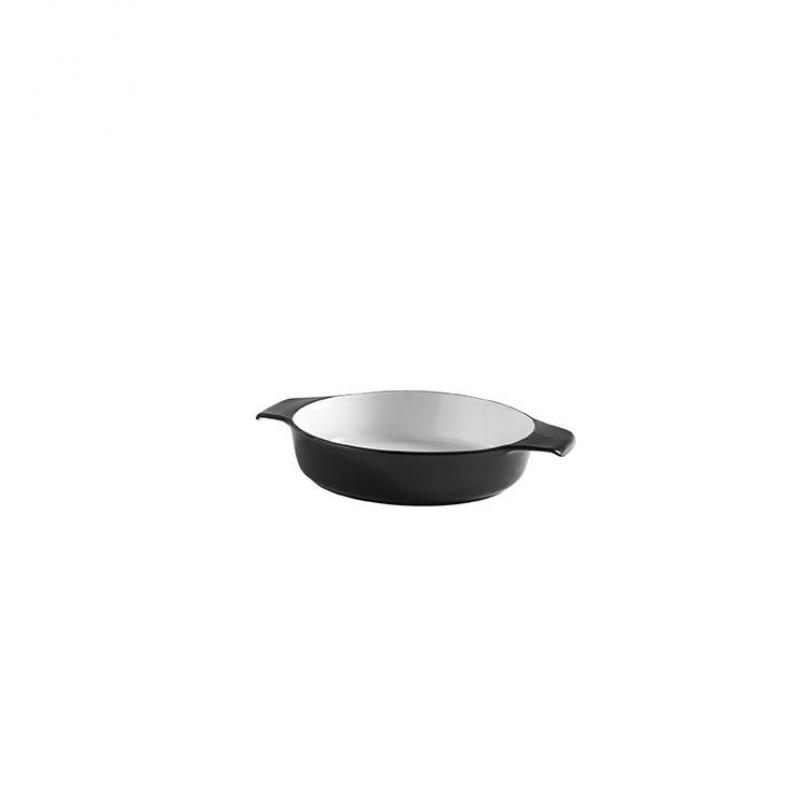 COOK & SERVE Schmor- & Servierschale 0,30 l / 16 cm schwarz