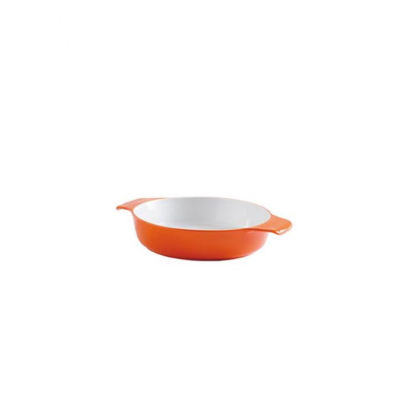 COOK & SERVE Schmor- & Servierschale 0,60 l / 18 cm orange