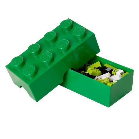 lego lunch box 8 gr n glas und keramik shop. Black Bedroom Furniture Sets. Home Design Ideas