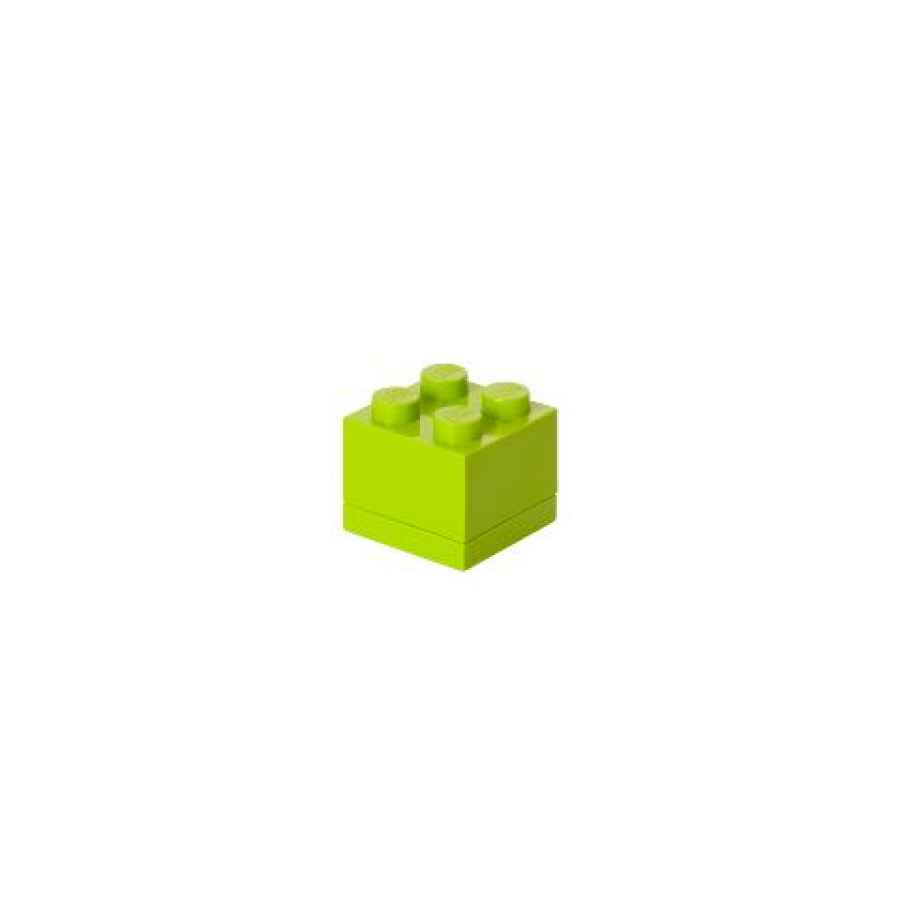 LEGO MINI BOX 4 hellgrün