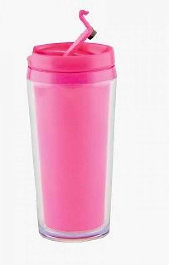 Hot Beverage Thermobecher fuchsia Kaffee to go