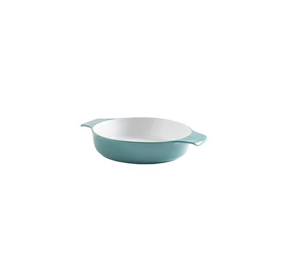 COOK & SERVE Schmor- & Servierschale 0,60 l / 18 cm petrol
