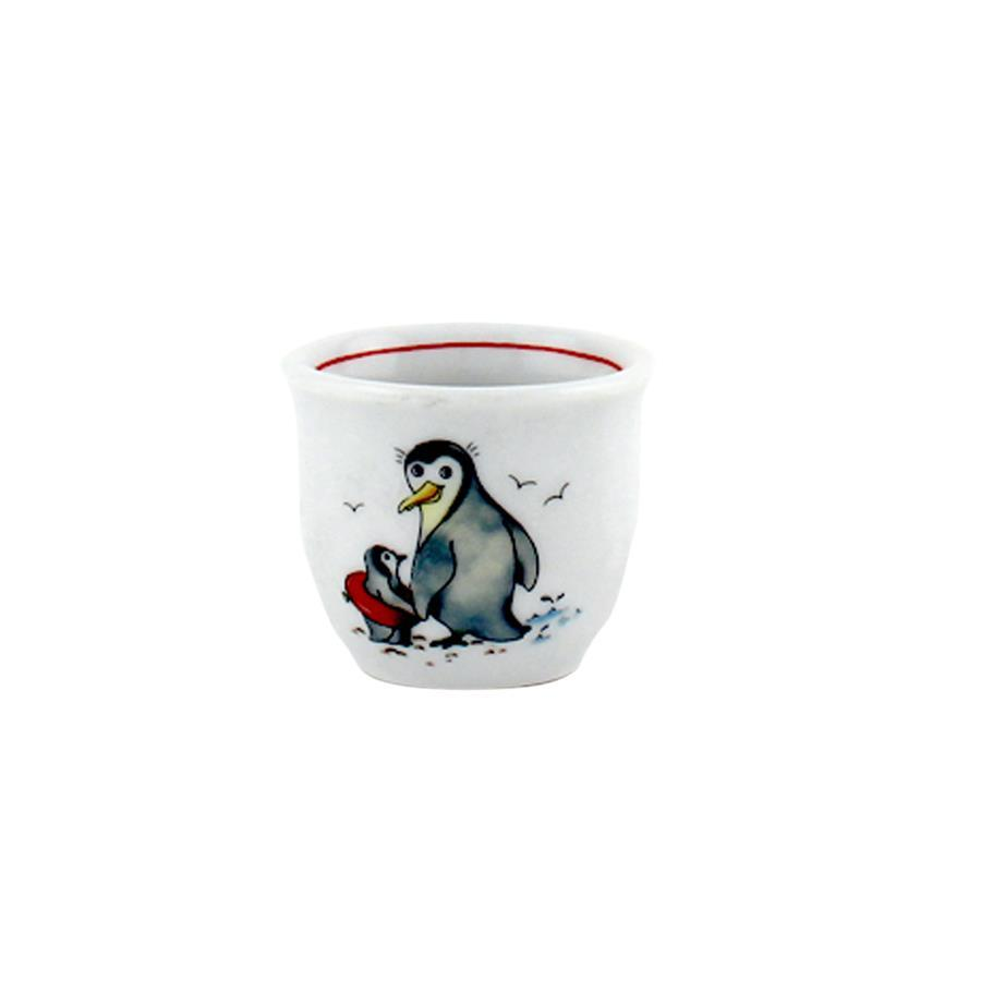Eierbecher 4,5 cm Pinguin